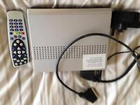 Tv freeview box