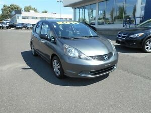 2011 Honda Fit DX-A