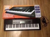 Electronic Keyboard- Casio CTK-2200 - price negotiable