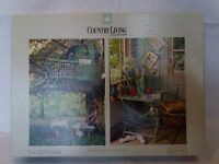 Jigsaw puzzles (BRAND NEW - Unopened) - Country living & Elephants