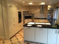 Kitchen for sale including Miele appliances