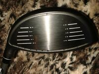 KING COBRA F6 TURBULENCE DRIVER WITH HEADCOVER AND ADJUSTMENT TOOL USED TWICE MINT CONDITION