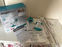 Angelcare breathing and movement monitor