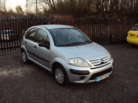 CITROEN C3 1.1i AIRPLAY+ 5DR HATCHBACK AIRCON AUX CD LOW MILEAGE F.S.H LONG MOT 2KEYS EXTRAS