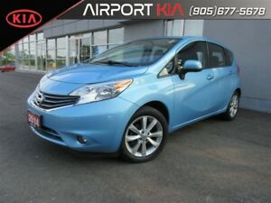 2014 Nissan Versa Note 1.6 SL / Navigation / Camera / Winter Tir