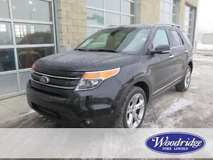 2014 Ford Explorer Limited LOADED, NO ACCIDENTS