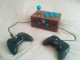 Retropie Arcade Games console custom