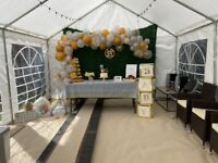 4m x 6m Marquee, Tent, Gazebo for Hire/Rent in Essex/London