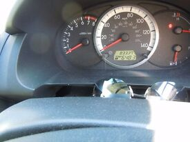 Mazda 5 furano 7 seater - full leather