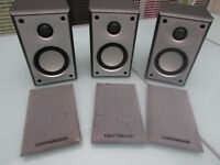 Mordaunt Short MS302 Home Cinema Surround Sound Speakers