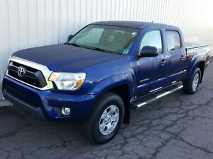 2015 Toyota Tacoma V6 V6 A5 4X4 DOUBLE-CAB EDITION WITH FACTORY