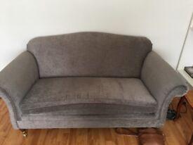 3 seater grey sofa M&S