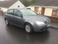 VW GOLF 1.6 FSi S PETROL