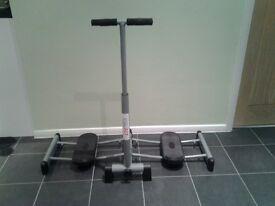 Leg trainer - great compact leg exercise equipment, £25