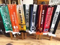 Fulham FC Europa scarfs