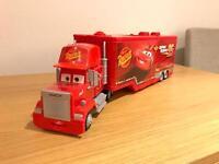 Disney Cars Mack Transporter Truck