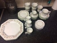 Eternal beau collection cups and saucers