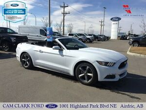 2016 Ford Mustang V6 Automatic Convertible