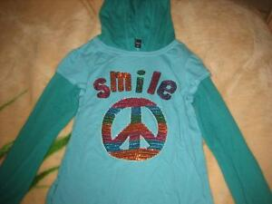 GIRLS'S TOPS SIZES 10-12 and 12-14