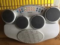Bontempi electronic drum