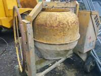 Winget 100T diesel cement mixer