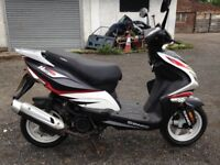 Sinnis Harrier 125 2015