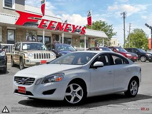 2012 Volvo S60 T6 LEATHER, SUNROOF AWD- 2 YEAR WARRANTY