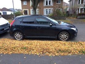 Hyundai i30 CRD Edition, 12 months MOT, £30 per year Tax