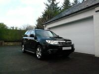 Subaru Forester XSn 2009 (59 plate)