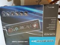 New Sub-Zero Ice USB Car CD/MP3 Tuner