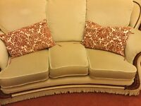 2 Lovely Cushions (covers and cushion pads)