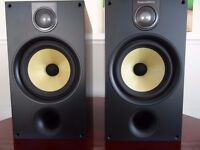 Bowers and Wilkins B&W 685 S2 speakers Fantastic condition £270
