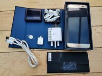 Samsung Galaxy S7 EDGE Platinum Gold 32gb (read description)