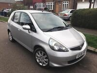 2006/56 HONDA JAZZ 1.4 AUTO SPORT CVT-7 5 DOORS LOTS OF OPTIONS (not corsa civic polo golf fiesta