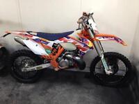 2014 KTM 300 EXC SARDINIA SIX DAYS