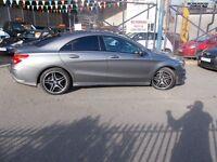 Mercedes-Benz Cla Class 2.1 CLA200 CDI AMG Sport 7G-DCT 4drSUPERB GERMAN PERFORMANCE CAR 14/63