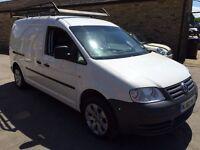 Volkswagen caddy maxi Lwb 1.9tdi 104bhp 2010 60 reg 91000 miles