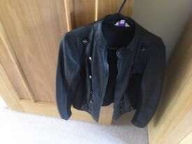 Bravissimo leather jacket