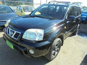 2003 Nissan X-Trail T30 TI-L (Sunroof) (4x4) Black 4 Speed Automatic Wagon Punchbowl Canterbury Area Preview