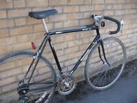 Panasonic Sport LX Black racer / road bike - ready to ride - central Oxford