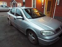 Vauxhall Astra Auto - Spares or Repair
