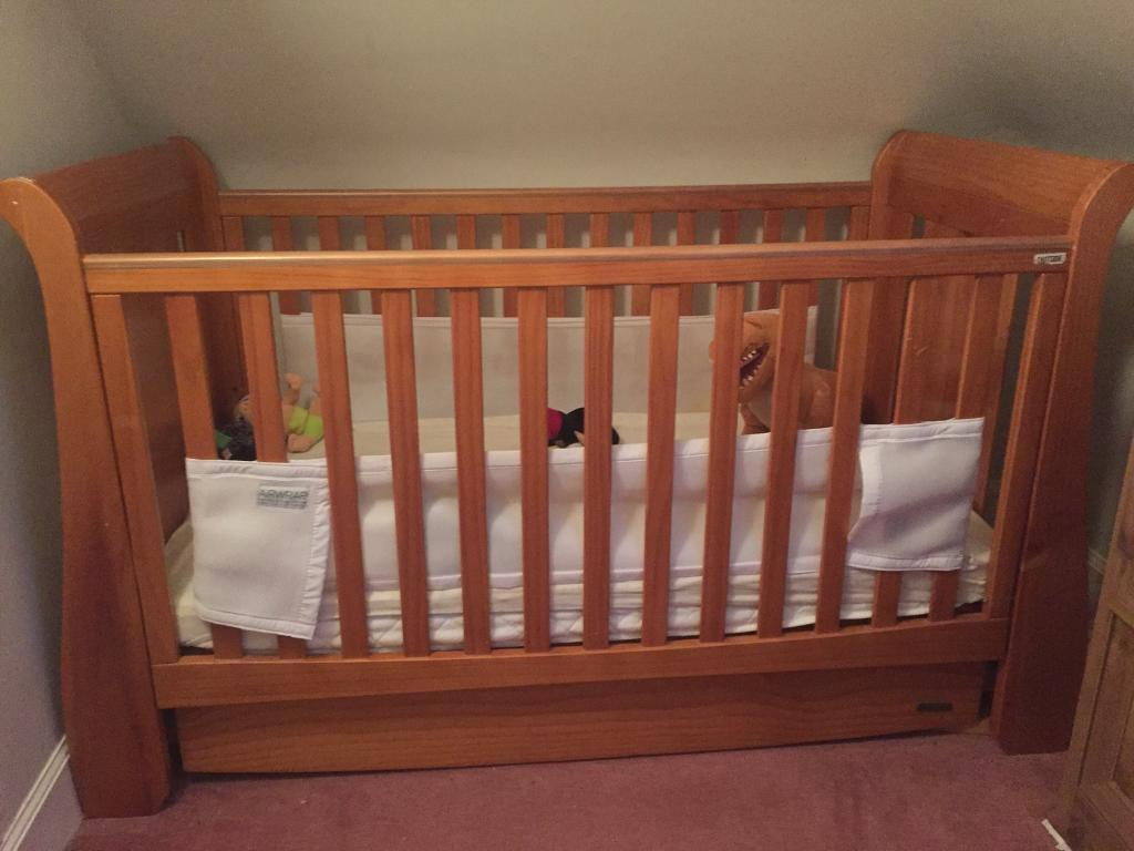 Tutti bambini, Cot Bed ( cotbed )