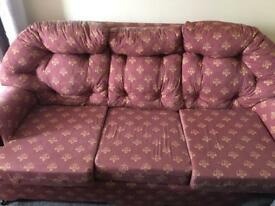 Free - Couch and Single Seater