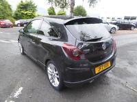 Vauxhall Corsa LIMITED EDITION (black) 2012-03-01