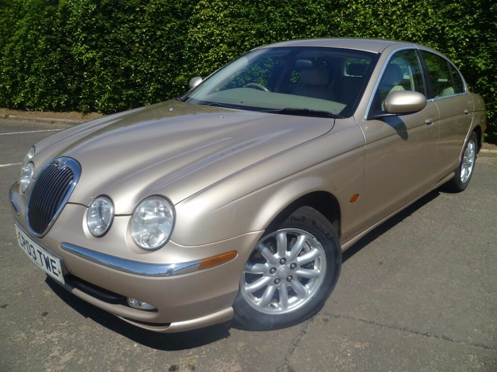 Jaguar S type 3.0 Auto,,,NOT MANY LIKE THIS LEFT,,,PLEASE READ