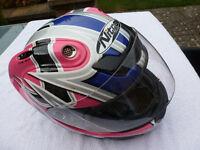 Nitro Racing N1200 VX Motorbike Helmet