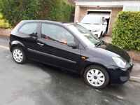2008 Ford Fiesta Style Climate 1.25