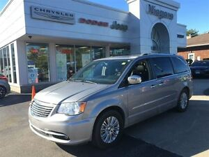 2013 Chrysler Town & Country LIMITED,DVD,PWR GROUP,ALLOYS
