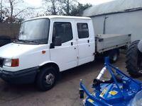 LDV double cab 35 cwt pick up lwb, new mot excellent all round condition. No VAT