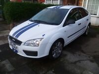 FOCUS TDCi 2008 REG, 2 OWNERS FROM NEW, LONG MOT, LOTS OF HISTORY, NICE SPEC WITH ALLOYS & AIR CON